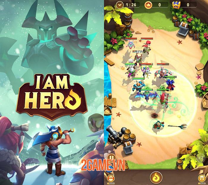 I Am Hero - Sự kết hợp độc đáo giữa dòng game Idle và Auto Chess 0