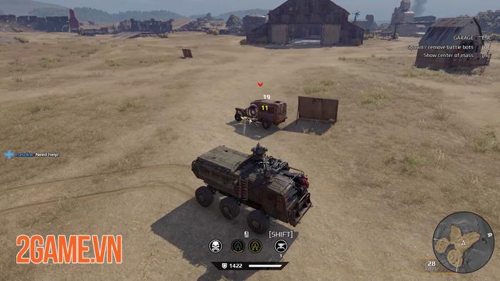 Trải nghiệm nhanh Crossout Online vừa được Asiasoft phát hành tại khu vực SEA 0