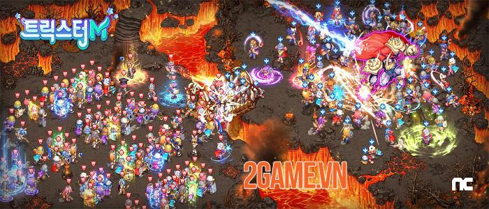 Trickster M - Game MMORPG phiêu lưu đa nền tảng chính thức lộ diện 1