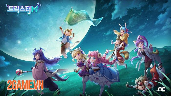 Trickster M - Game MMORPG phiêu lưu đa nền tảng chính thức lộ diện 0