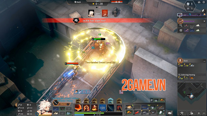 Game sinh tồn Black Survival: Eternal Return sẽ hỗ trợ tiếng Việt 0