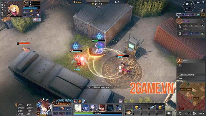 Game sinh tồn Black Survival: Eternal Return sẽ hỗ trợ tiếng Việt 2