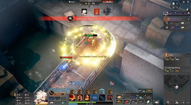 Game sinh tồn Black Survival: Eternal Return sẽ hỗ trợ tiếng Việt