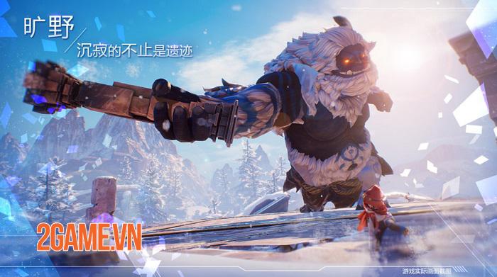 Noah's Heart - Game MMORPG thế giới mở tuyệt đẹp từ NSX Dragon Raja 0