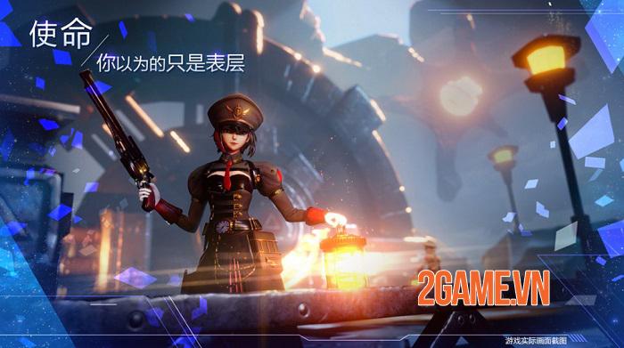 Noah's Heart - Game MMORPG thế giới mở tuyệt đẹp từ NSX Dragon Raja 2