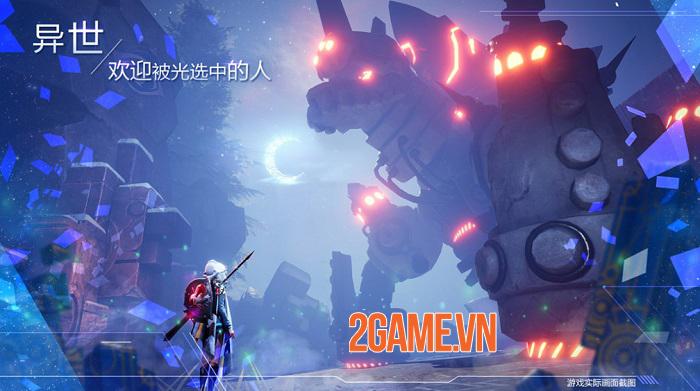 Noah's Heart - Game MMORPG thế giới mở tuyệt đẹp từ NSX Dragon Raja 3