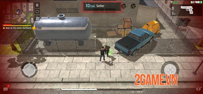 Grand Criminal Online - Game hành động lấy cảm hứng từ GTA 1