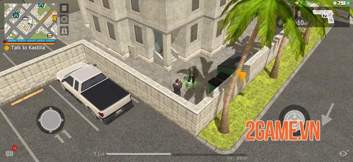Grand Criminal Online - Game hành động lấy cảm hứng từ GTA 2