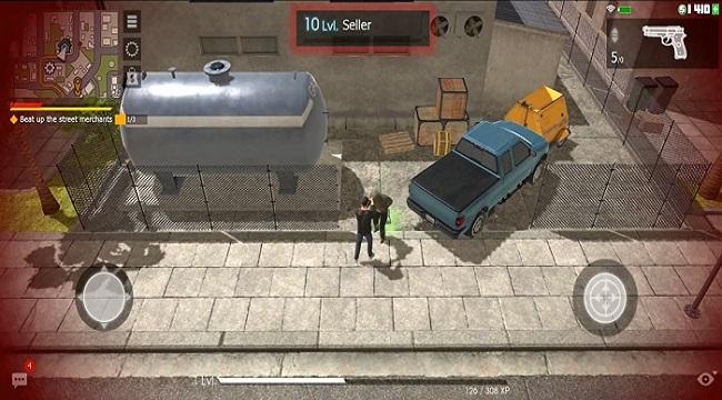 Grand Criminal Online – Game hành động lấy cảm hứng từ GTA