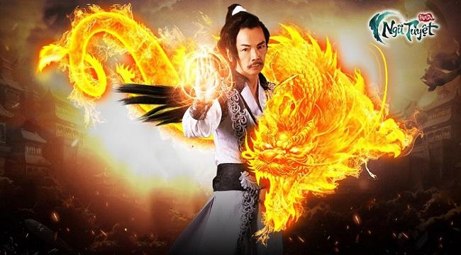 Game đấu tướng Kim Dung – Hoa Sơn Ngũ Tuyệt Funtap định ngày ra mắt
