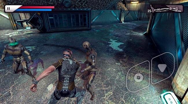 Mindcell – Game hành động phiêu lưu bối cảnh tương lai