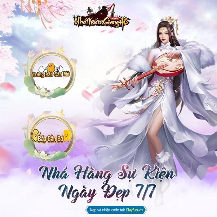 Nhất Kiếm Giang Hồ khai mở mùa thứ 2 đấu trường sắc đẹp Mỹ Nhân Đại Chiến 3
