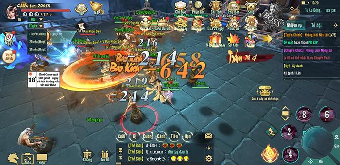 Tặng 555 giftcode game Vô Danh Kiếm Funtap 1