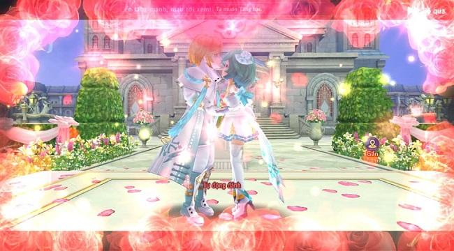 Lạ lùng game thủ Fantasy Kingdom M thi nhau đổ xô đi tìm tình yêu