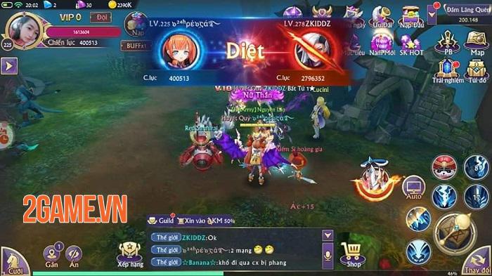 Fantasy Kingdom M giúp game thủ tự tin khoe cá tính, thể hiện bản ngã 1