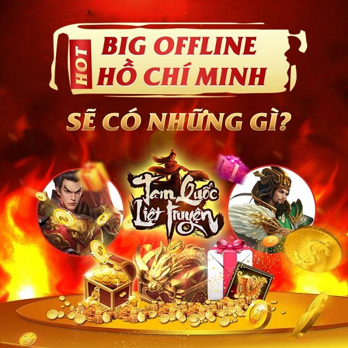 Tam Quốc Liệt Truyện sẽ có buổi offline đầu tiên tại TP Hồ Chí Minh 2