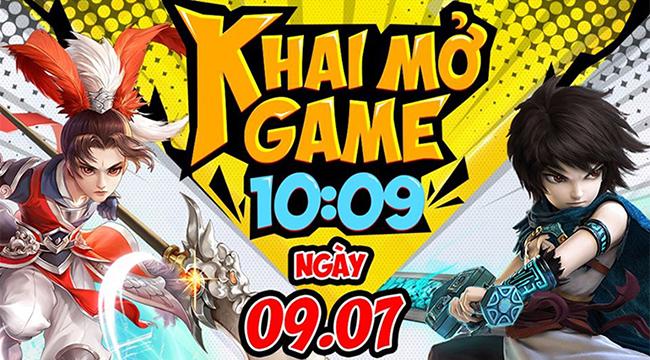 Tặng 666 giftcode game Kiếm Khách Ca Ca