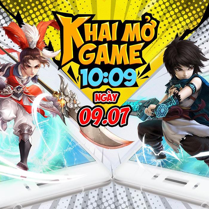 Tặng 666 giftcode game Kiếm Khách Ca Ca 0