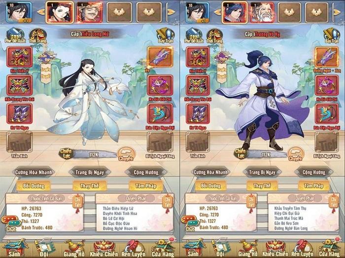 NSND Trung Anh sẽ là đại diện hình ảnh của game Hoa Sơn Ngũ Tuyệt 3