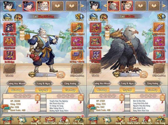 NSND Trung Anh sẽ là đại diện hình ảnh của game Hoa Sơn Ngũ Tuyệt 2