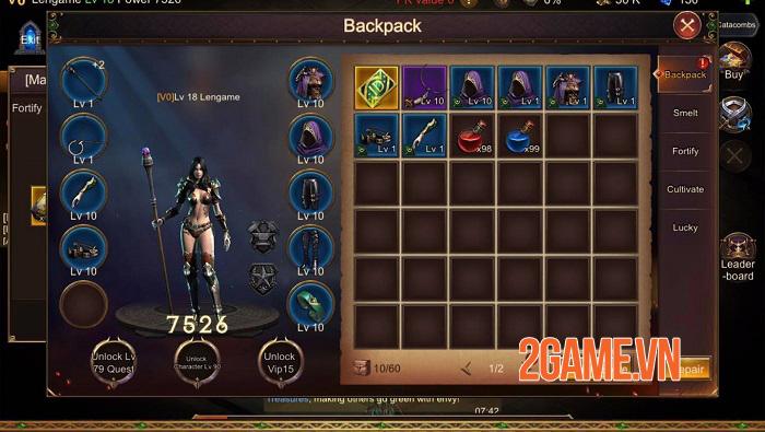 World Of Dark - Game nhập vai thế giới mở với phong cách chơi nhàn rỗi 2