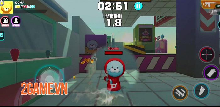 Bvengers - Game bắn súng phong cách hoạt hình ngộ nghĩnh 1