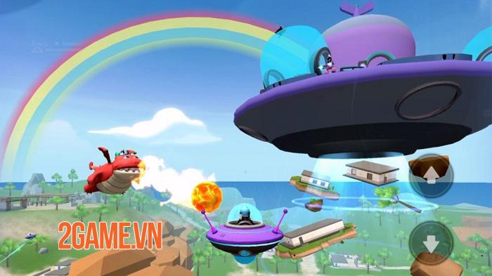 Bvengers - Game bắn súng phong cách hoạt hình ngộ nghĩnh 0