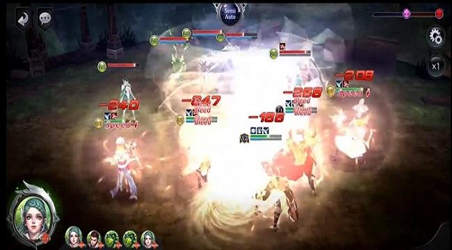 Hero Glory: Descending World – Game nhập vai nhiều yếu tố mới mẻ