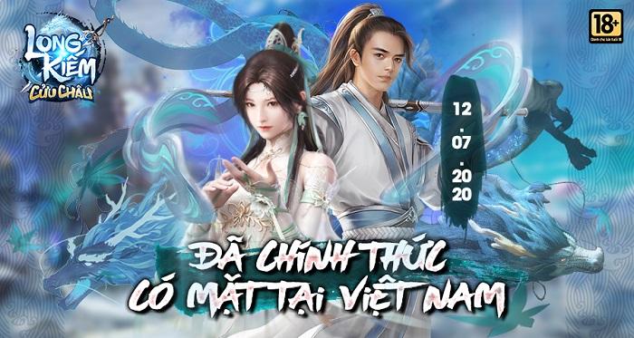 Long Kiếm Cửu Châu - Game tiên hiệp với dàn nhân vật long lanh sắp về Việt Nam 0