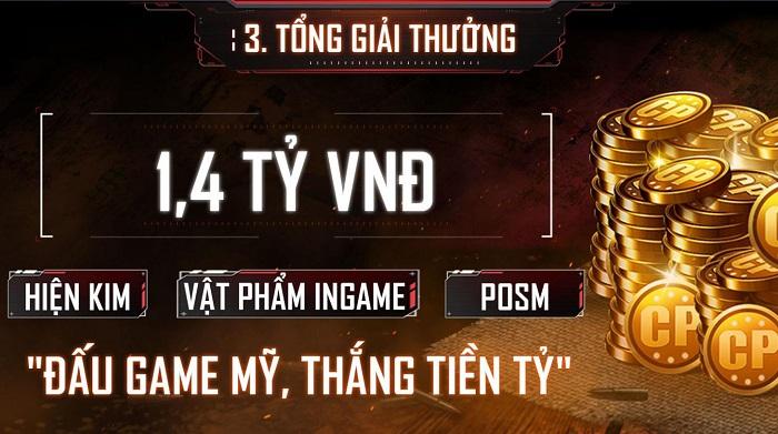 Giải đấu Vô địch quốc gia Call of Duty: Mobile VN nâng tầm đẳng cấp game thủ Việt 3