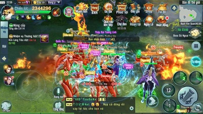 Nhất Kiếm Giang Hồ chính thức khởi tranh giải đấu Cửu Đỉnh Chi Tôn mùa 5 1