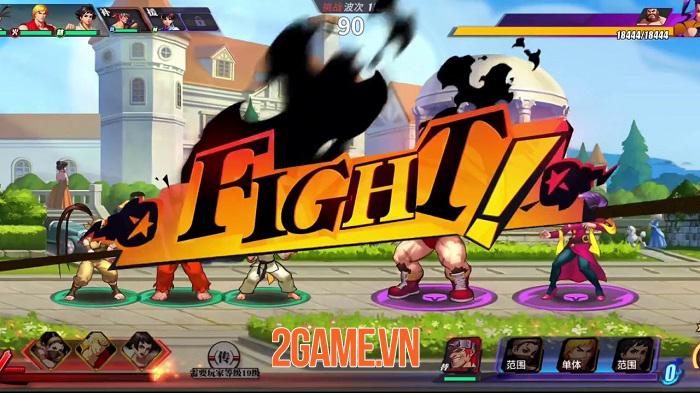 Street Fighter Duel hé lộ gameplay thẻ tướng với cơ chế 3vs3 siêu thú vị 4