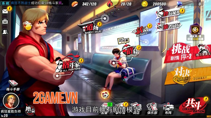 Street Fighter Duel hé lộ gameplay thẻ tướng với cơ chế 3vs3 siêu thú vị 1