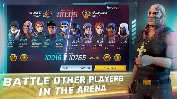 Tom Clancy Elite Squad - Chiêu mộ những đặc vụ tốt nhất từ vũ trụ Tom Clancy 4
