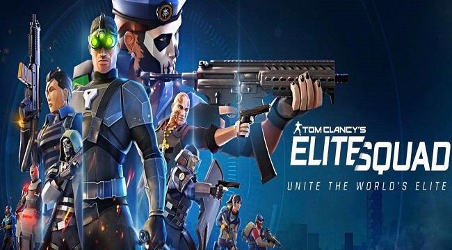 Tom Clancy Elite Squad – Chiêu mộ những đặc vụ tốt nhất từ vũ trụ Tom Clancy