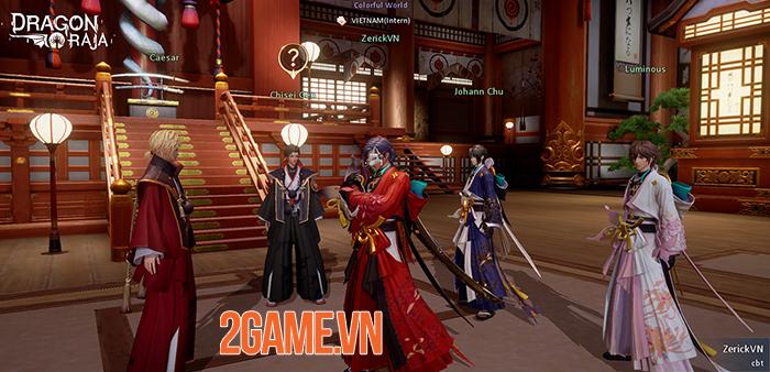 Bom tấn Dragon Raja sẽ ra mắt làng game Việt vào tháng 8 0