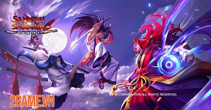 Siêu phẩm Samurai Shodown VNG ra mắt trước tại Thái Lan 3