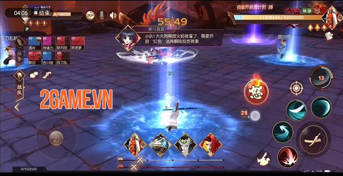 Siêu phẩm Samurai Shodown VNG ra mắt trước tại Thái Lan 2
