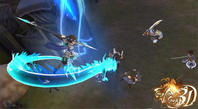 Tặng 666 giftcode game Tam Quốc Vô Song 3D