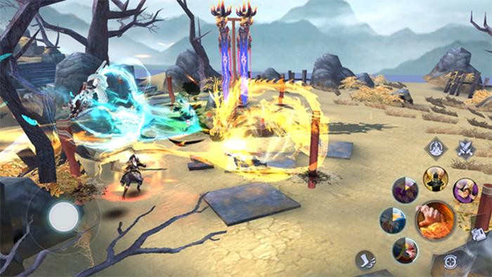 Lục Mạch Thần Kiếm 3D Mobile công bố ngày thử nghiệm 2