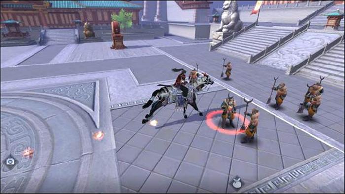 Lục Mạch Thần Kiếm 3D Mobile công bố ngày thử nghiệm 1