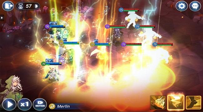 Phiên bản quốc tế của Kingdom of Heroes: Tactics War mở đăng kí trước