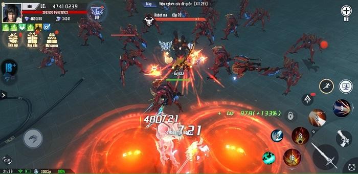 Kỷ Nguyên Huyền Thoại ra mắt giải đấu hoành tráng quy tụ bộ tứ streamer nổi tiếng 1