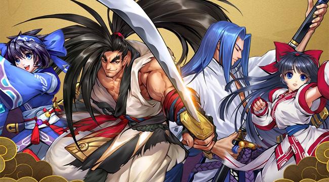 Game thủ Việt cũng sắp được chơi Samurai Shodown VNG