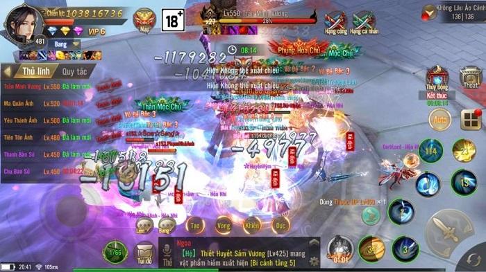 Game thủ Giang Hồ Chi Mộng  có đam mê săn Boss mọi lúc mọi nơi 2