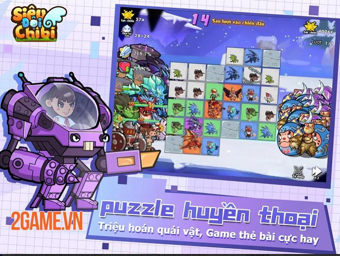 Tựa game mobile độc đáo Siêu Đội Chibi sắp ra mắt tại Việt Nam 3