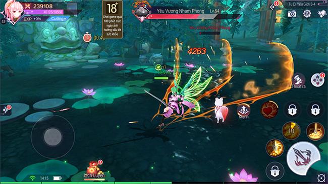 Lối chơi của Goddess MUA không chỉ toàn cày ải, trảm boss!