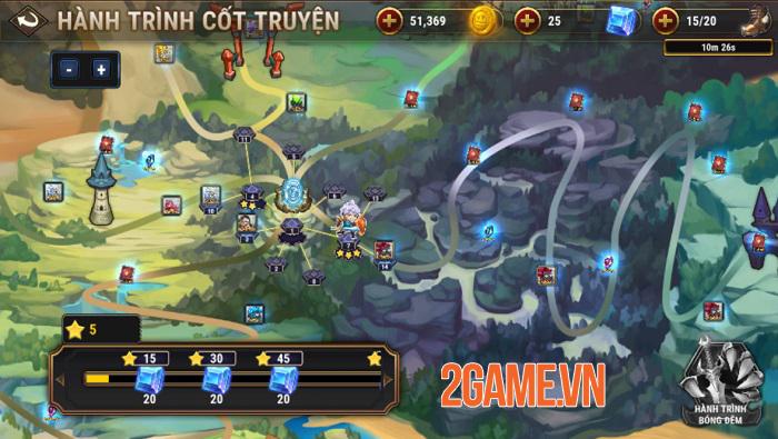 Fantasy League có đồ họa đẹp mắt và lối chơi thẻ tướng xu hướng mở 5