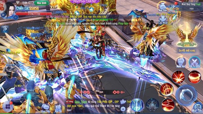 Kiếm Ma 3D ghi điểm trong mắt game thủ sau offline thành công tại Hà Nội 1