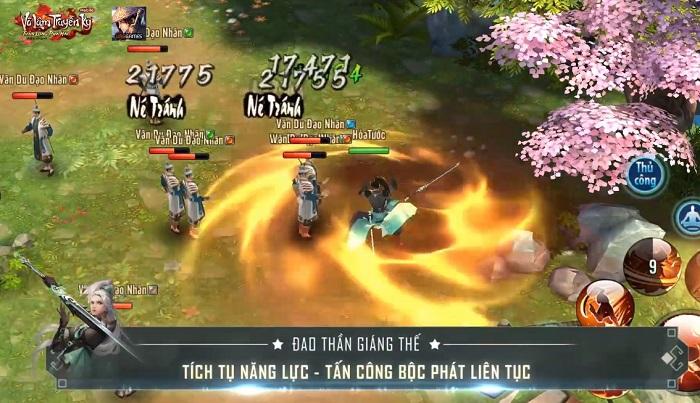 Phiên bản Thần Long Phá Hải của Võ Lâm Truyền Kỳ Mobile ấn định ra mắt 2